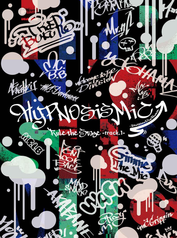 (DVD)『ヒプノシスマイク-Division Rap Battle-』Rule the Stage -track.1- 初回限定版DVD (仮)