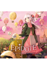 (CD)EPiDOTE-Mitsuki Nakae Works Best Album(通常盤)/中恵光城