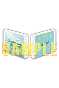 (CD)【特典】三方背スリーブケース((CD)THE IDOLM@STER CINDERELLA GIRLS STARLIGHT MASTER 34  Sunshine See May)