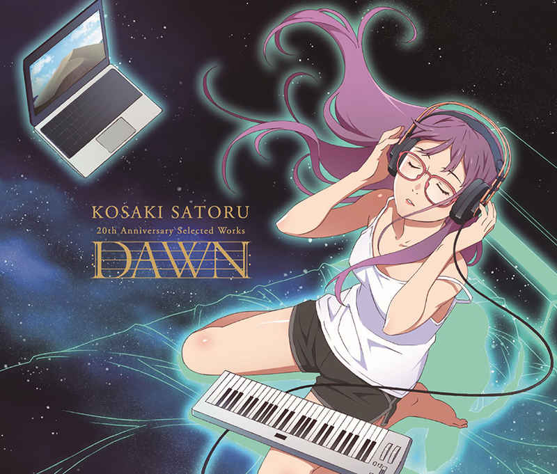 """(CD)神前 暁 20th Anniversary Selected Works """"DAWN""""(通常盤)"""