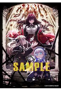 (PS4)【特典】オリジナルA3タペストリー((PS4)Death end re;Quest2 (Death end BOX/通常盤))
