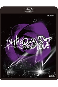 "(BD)「Tokyo 7th シスターズ」The QUEEN of PURPLE 1st Live ""I'M THE QUEEN, AND YOU?""(通常盤)"