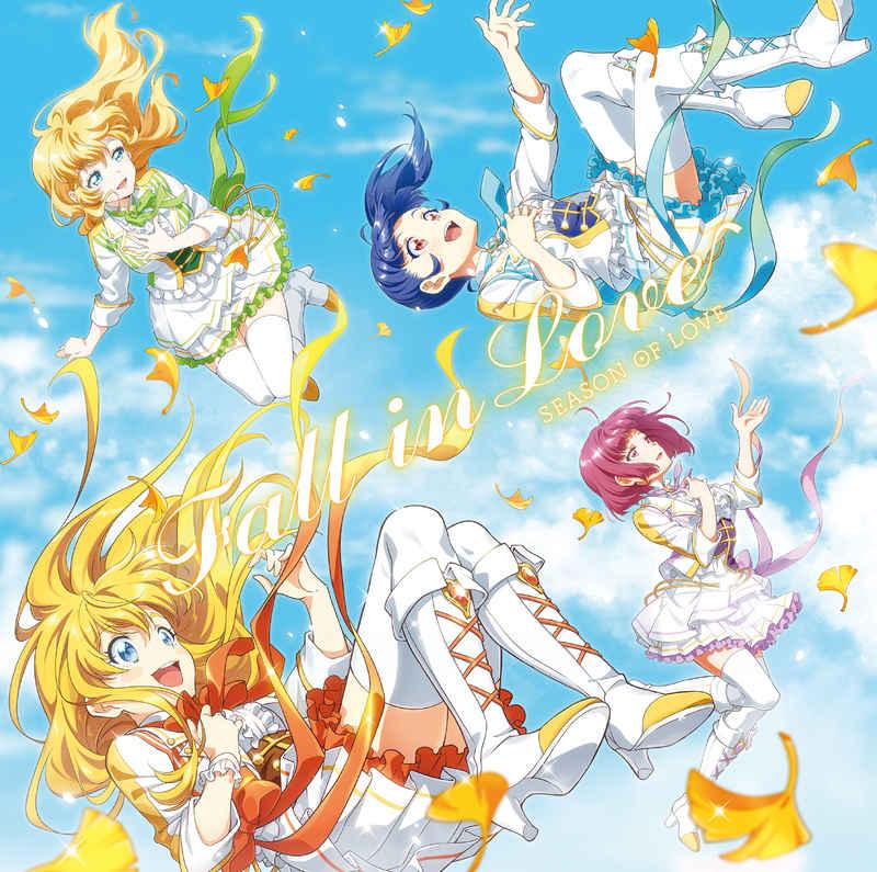 (CD)「Tokyo 7th シスターズ」Fall in Love(初回限定盤)/SEASON OF LOVE