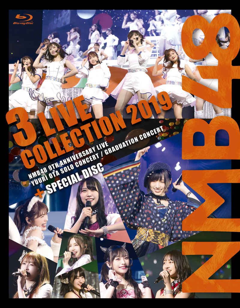 (BD)NMB48 3 LIVE COLLECTION 2019