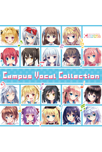 (CD)Campus Vocal Collection