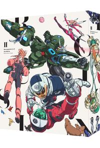 (BD)劇場版「ガンダム Gのレコンギスタ II」ベルリ 撃進 Blu-ray特装限定版