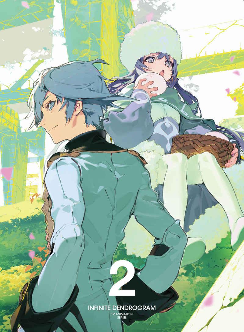 (BD)インフィニット・デンドログラム Blu-ray Vol.2 (とらのあな限定版)