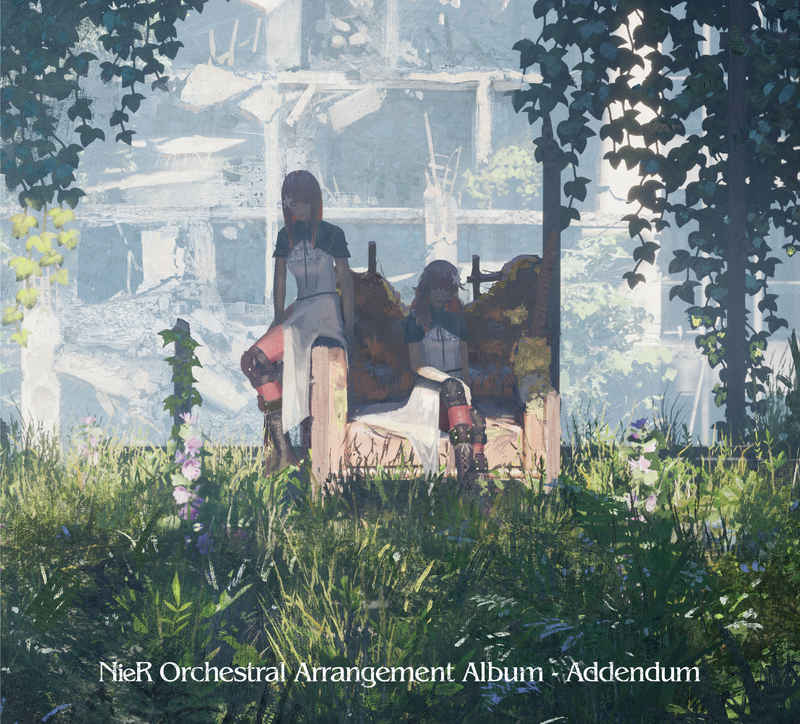 (CD)NieR Orchestral Arrangement Album - Addendum