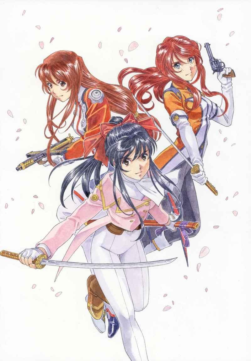 (BD)サクラ大戦OVAシリーズ Blu-ray BOX