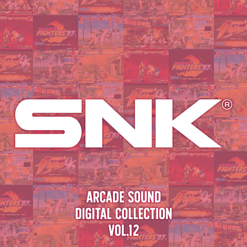 (CD)SNK ARCADE SOUND DIGITAL COLLECTION Vol.12