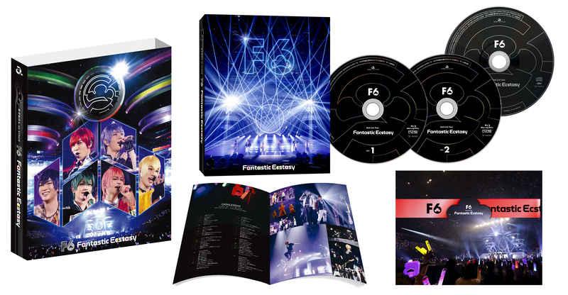 (DVD)おそ松さん on STAGE F6 2nd LIVEツアー「FANTASTIC ECSTASY」 豪華ECSTASY盤