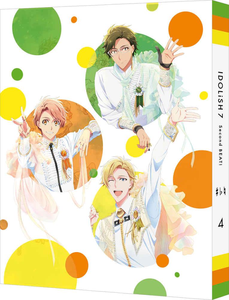 (DVD)アイドリッシュセブン Second BEAT! DVD 4 (特装限定版)