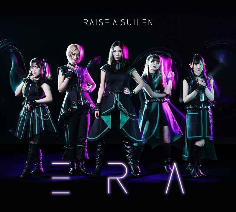 (CD)「BanG Dream!」ERA(Blu-ray付生産限定盤)/RAISE A SUILEN