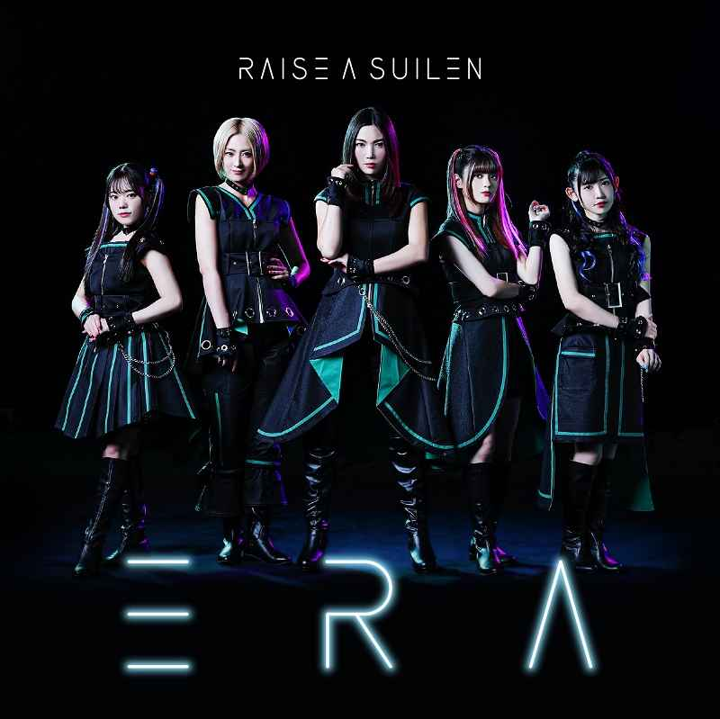 (CD)「BanG Dream!」ERA(通常盤)/RAISE A SUILEN