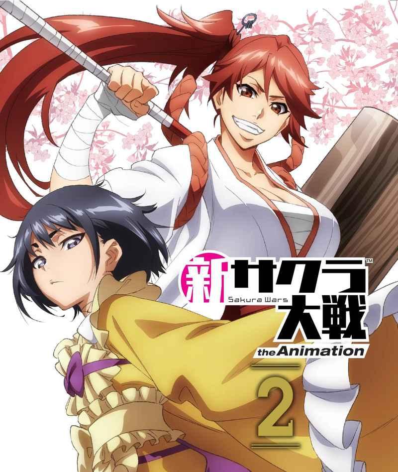 (BD)新サクラ大戦 the Animation 第2巻 Blu-ray通常版