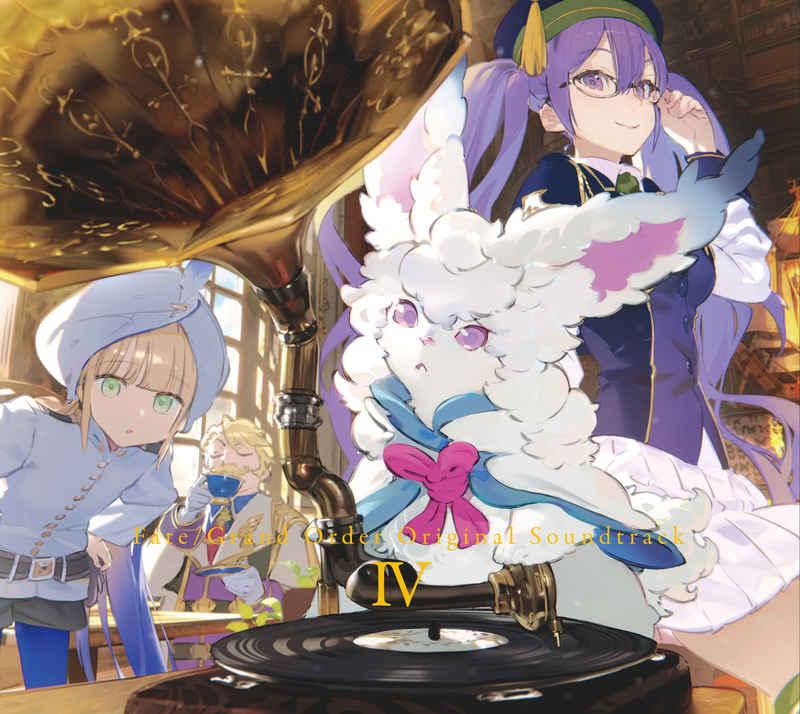 (CD)Fate/Grand Order Original Soundtrack IV