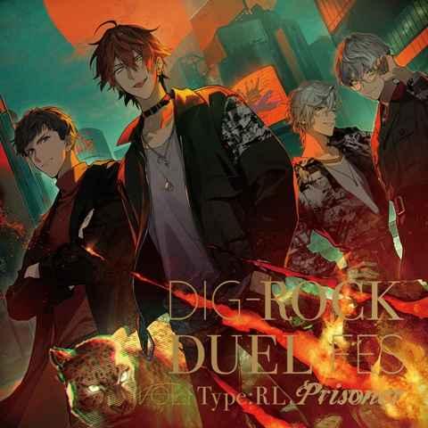 (CD)DIG-ROCK ―DUEL FES― Vol.1 Type:RL