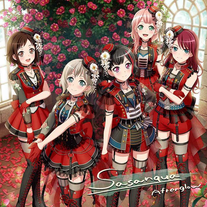 (CD)「BanG Dream!」Sasanqua/Afterglow