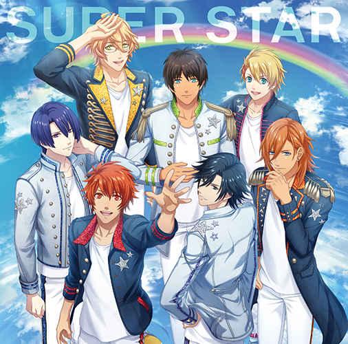 (CD)うたの☆プリンスさまっ♪ SUPER STAR/THIS IS...!/Genesis HE★VENS(ジャケットイラスト:ST☆RISH Ver.)