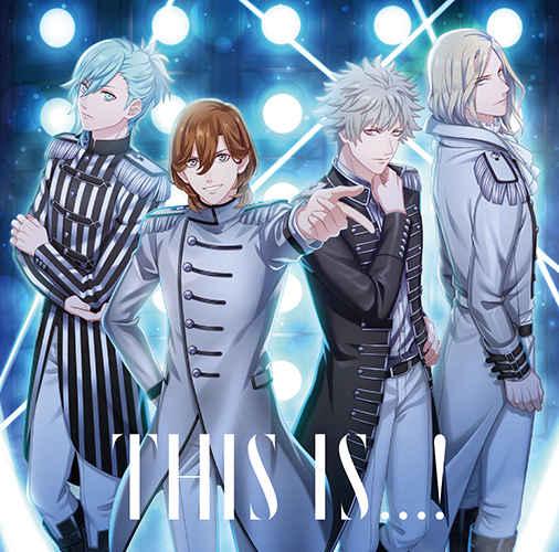 (CD)うたの☆プリンスさまっ♪ SUPER STAR/THIS IS...!/Genesis HE★VENS(ジャケットイラスト:QUARTET NIGHT Ver.)