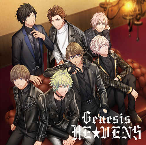 (CD)うたの☆プリンスさまっ♪ SUPER STAR/THIS IS...!/Genesis HE★VENS(ジャケットイラスト:HE★VENS Ver.)