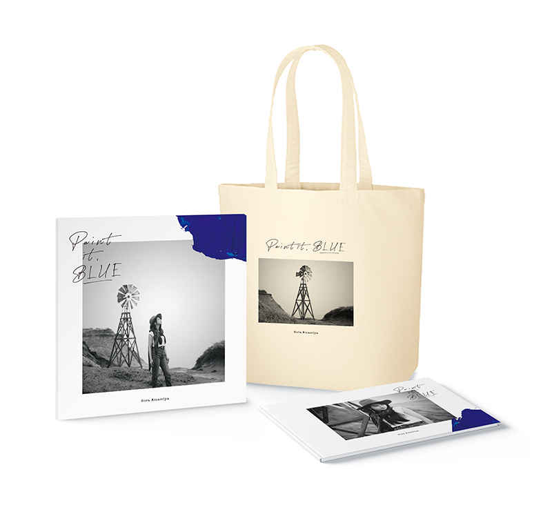 (CD)Paint it, BLUE(完全生産限定盤)/雨宮 天