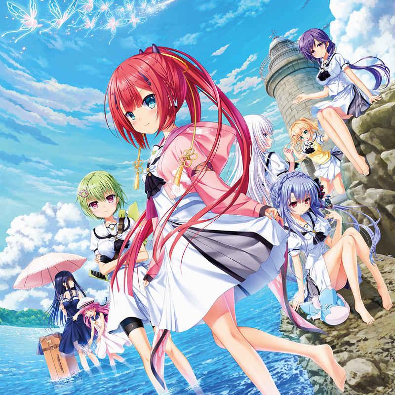 (CD)Summer Pockets REFLECTION BLUE「アスタロア/青き此方/夏の砂時計」