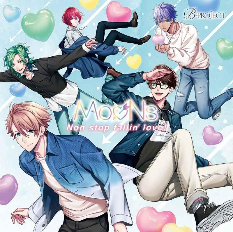 (CD)「B-PROJECT」Non stop fallin' love!(通常盤)/MooNs