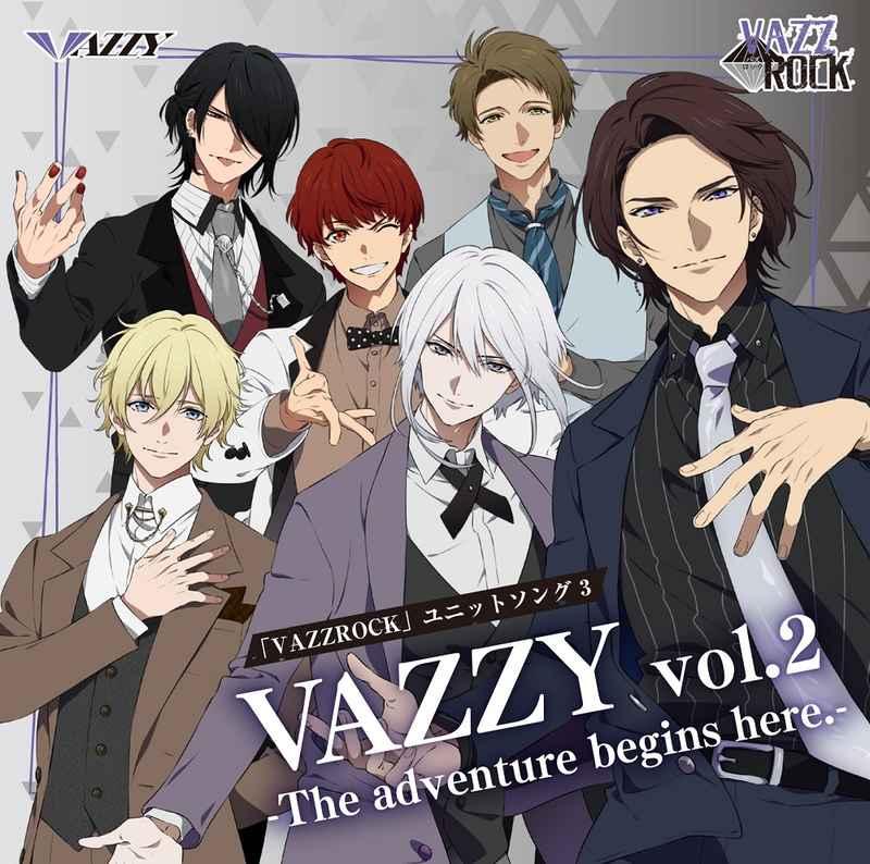 (CD)「VAZZROCK」ユニットソング(3)「VAZZY vol.2 -The adventure begins here.-」