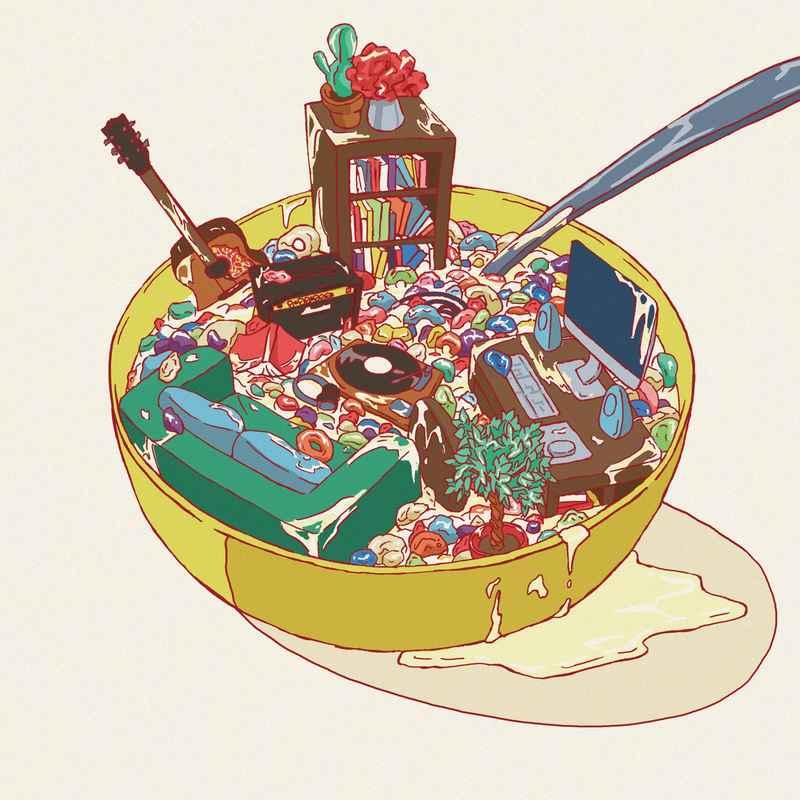 (CD)「無能なナナ」エンディングテーマ収録 HiKiKoMoRi(初回限定盤)/藤川千愛
