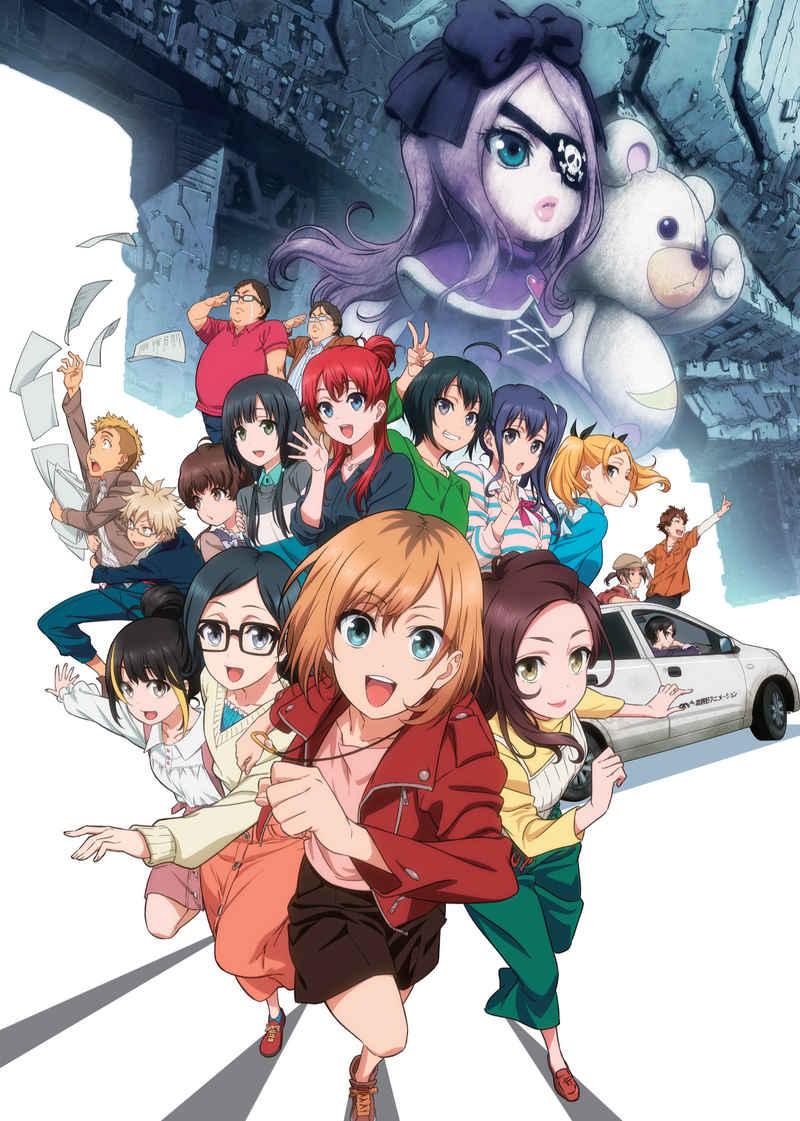 (BD)劇場版SHIROBAKO 通常版