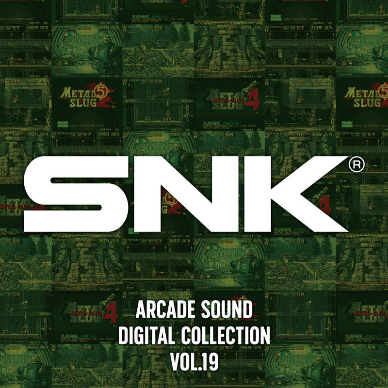 (CD)SNK ARCADE SOUND DIGITAL COLLECTION Vol.19