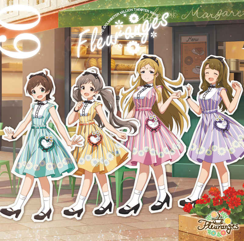 (CD)「アイドルマスター ミリオンライブ! シアターデイズ」THE IDOLM@STER MILLION THE@TER WAVE 09 Fleuranges