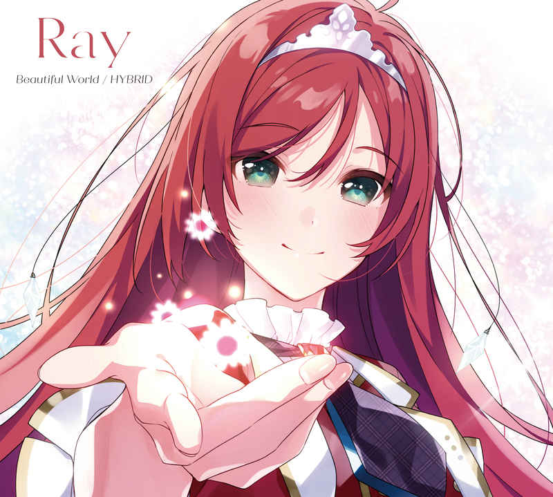 (CD)「Lapis Re:LiGHTs」挿入歌収録 Beautiful World/HYBRID(初回限定盤)/Ray