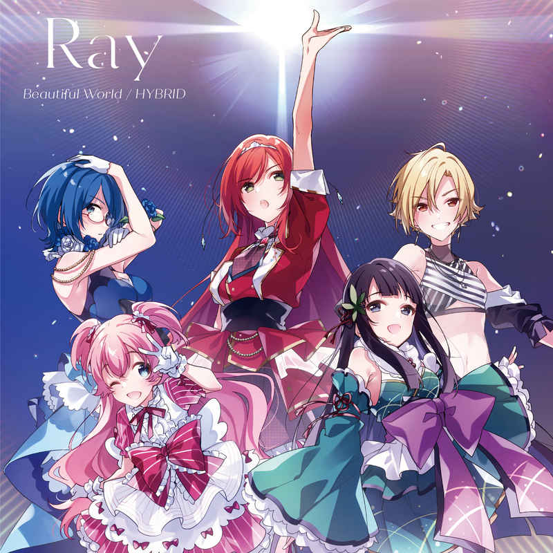 (CD)「Lapis Re:LiGHTs」挿入歌収録 Beautiful World/HYBRID(通常盤)/Ray