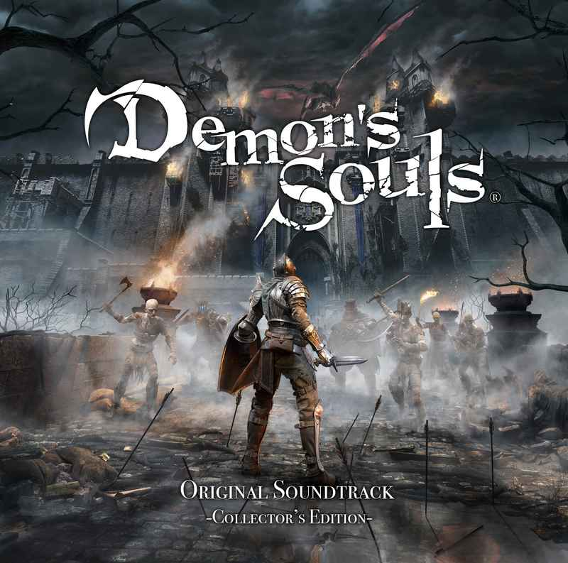 (CD)Demon's Souls Original Soundtrack -Collector's Edition-