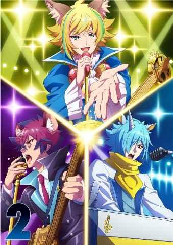 (BD)「SHOW BY ROCK!!STARS!!」Blu-ray 第2巻