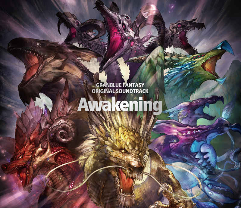 (CD)Granblue Fantasy: Awakening ORIGINAL SOUNDTRACK