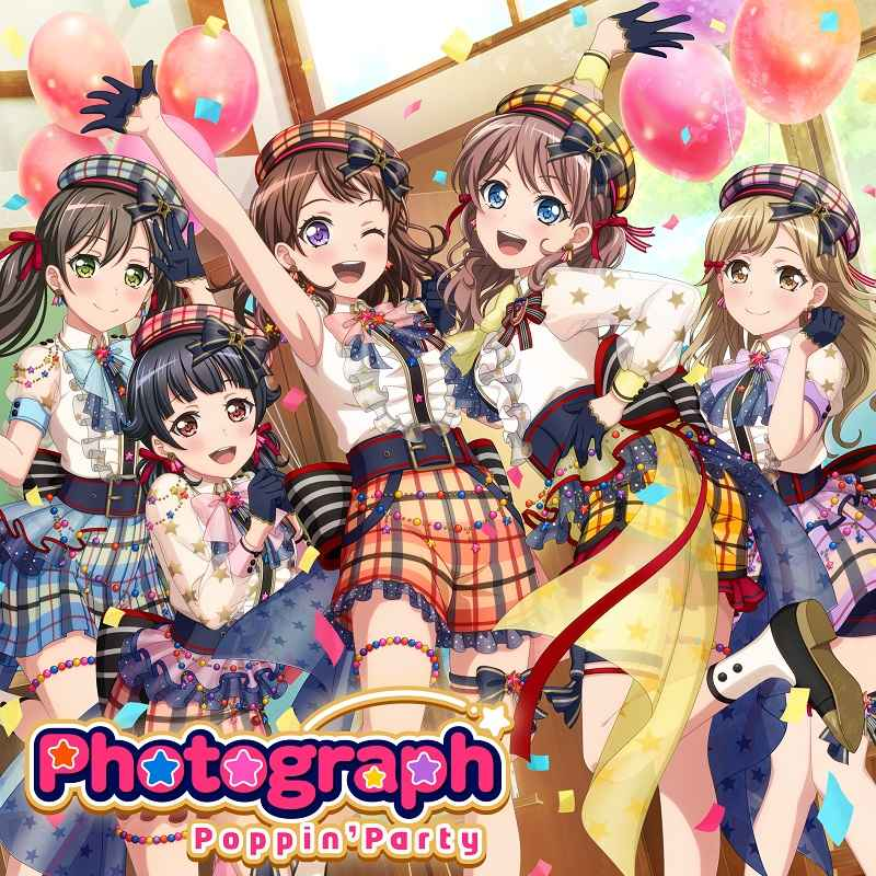 (CD)「BanG Dream!」Photograph(Blu-ray付生産限定盤)/Poppin'Party