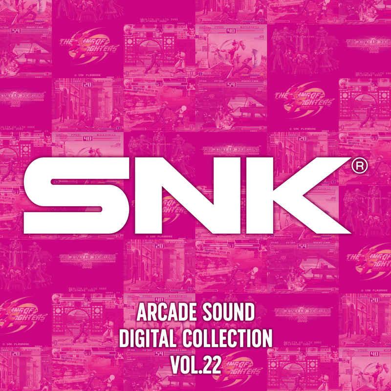 (CD)SNK ARCADE SOUND DIGITAL COLLECTION Vol.22