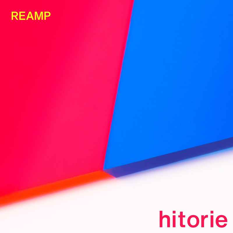 (CD)REAMP(初回生産限定盤)/ヒトリエ