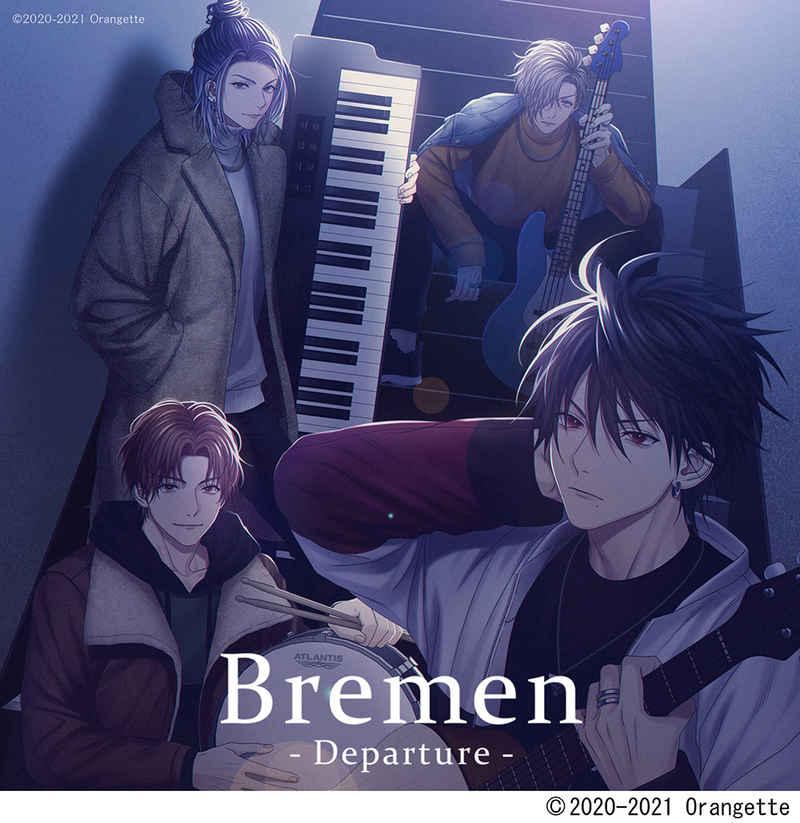 (CD)ドラマCD Bremen -Departure