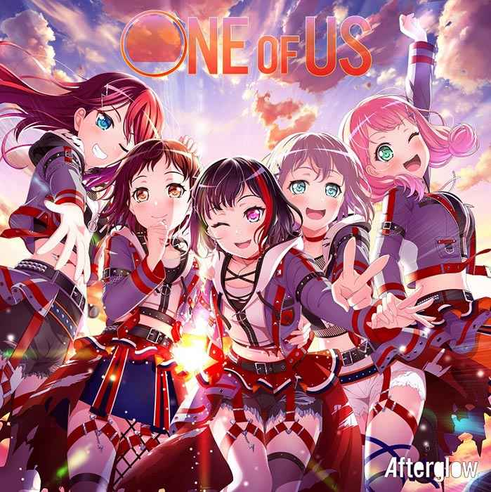 (CD)「BanG Dream!」ONE OF US(通常盤)/Afterglow