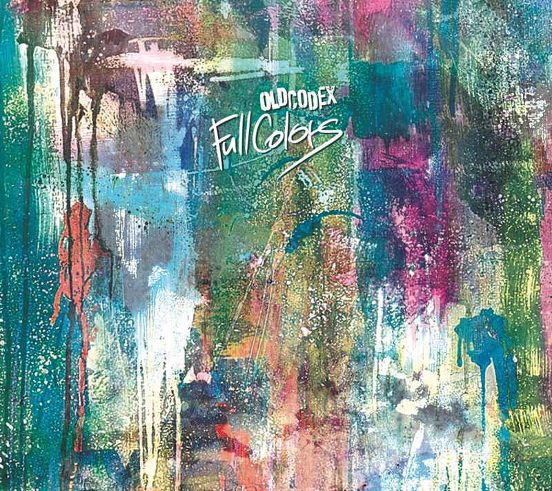 (CD)Full Colors(通常盤)/OLDCODEX