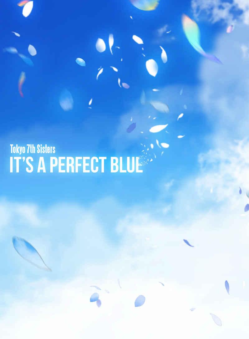(CD)Tokyo 7th シスターズ 4thアルバム IT'S A PERFECT BLUE (プレミアムボックス)