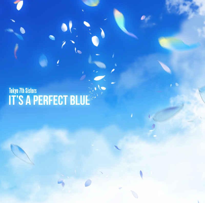 (CD)Tokyo 7th シスターズ 4thアルバム IT'S A PERFECT BLUE (通常盤)