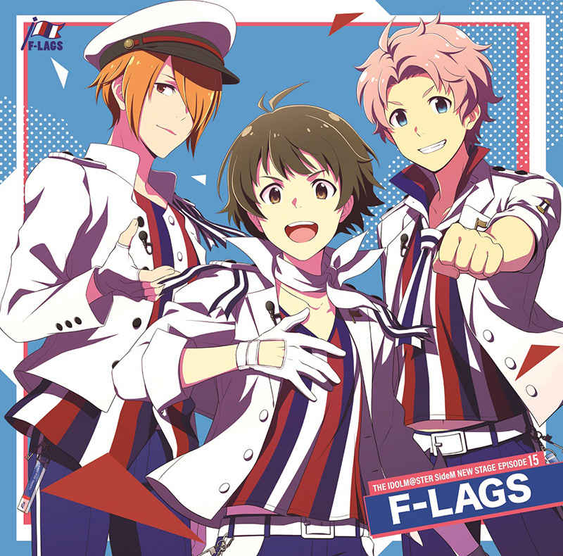 (CD)THE IDOLM@STER SideM NEW STAGE EPISODE:15 F-LAGS
