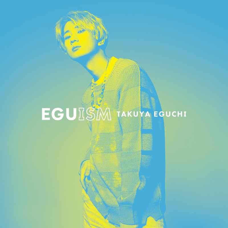 (CD)EGUISM(通常盤)/江口拓也