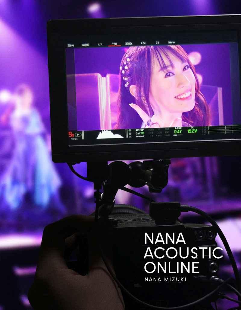 (BD)NANA ACOUSTIC ONLINE/水樹奈々