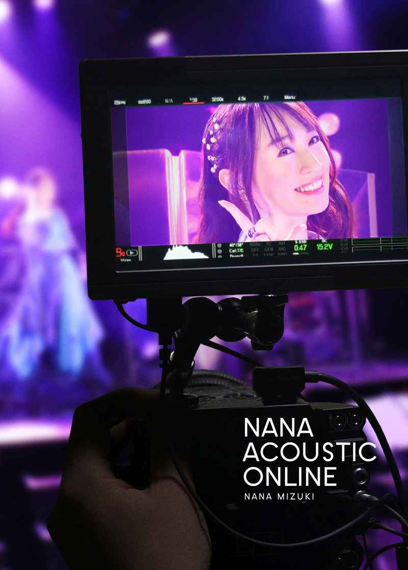 (DVD)NANA ACOUSTIC ONLINE/水樹奈々